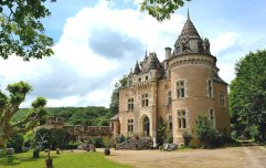 Chateau de Burnand, Burgundy